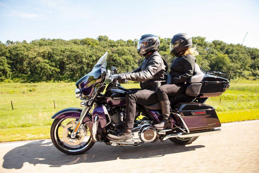 2021 Harley-Davidsons, 114 Street Bob joins lineup Image #1237465