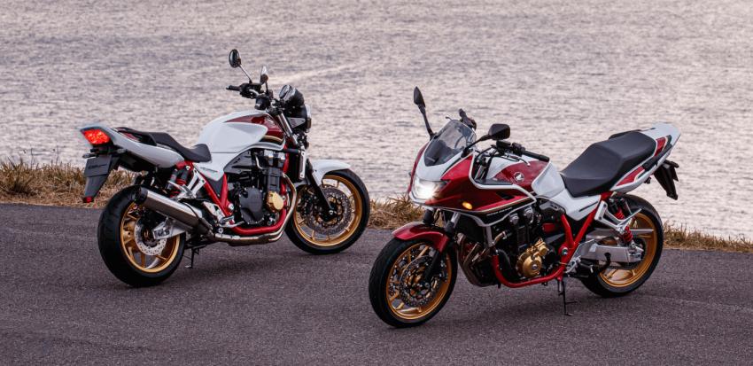 2021 Honda CB1300 Super in Japan – four variants Image #1233402