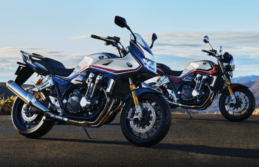 2021 Honda CB1300 Super in Japan – four variants Image #1233403