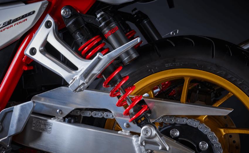 2021 Honda CB1300 Super in Japan – four variants Image #1233405