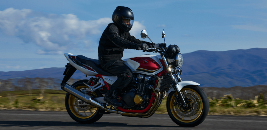 2021 Honda CB1300 Super in Japan – four variants Image #1233408