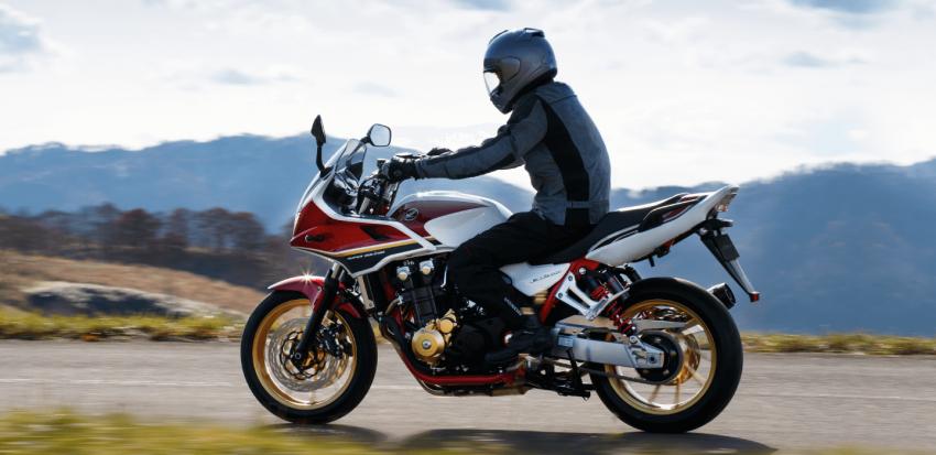 2021 Honda CB1300 Super in Japan – four variants Image #1233410