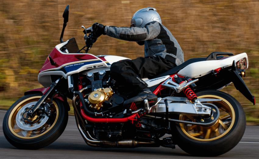 2021 Honda CB1300 Super in Japan – four variants Image #1233416