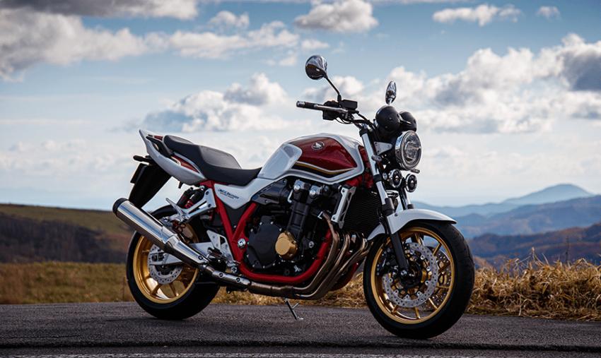 2021 Honda CB1300 Super in Japan – four variants Image #1233421