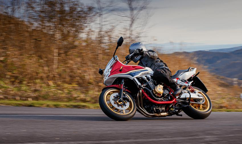 2021 Honda CB1300 Super in Japan – four variants Image #1233424