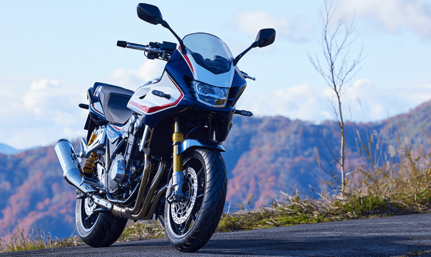 2021 Honda CB1300 Super in Japan – four variants Image #1233428