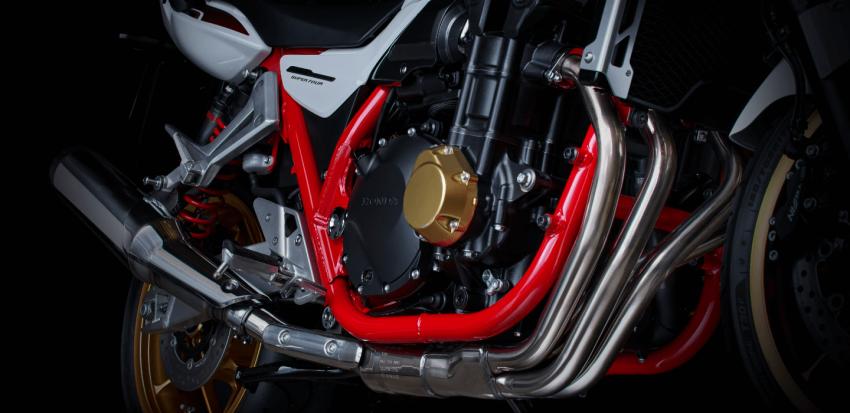 2021 Honda CB1300 Super in Japan – four variants Image #1233400