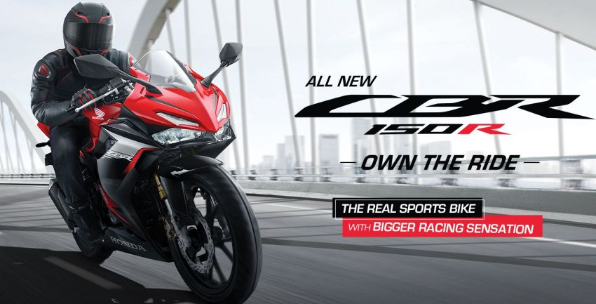 2021 Honda CBR150R in Indonesia – from RM11,290 Image #1234580