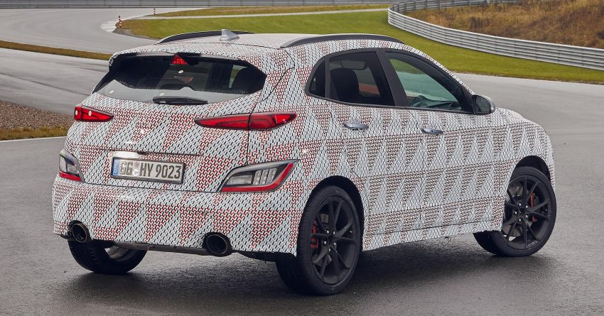 2021 Hyundai Kona N officially teased – hot SUV with 2.0L 4-cyl turbo, 8-speed DCT; 280 PS and 392 Nm? Image #1233745