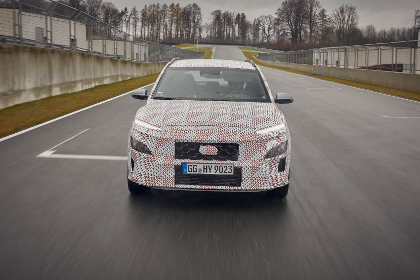 2021 Hyundai Kona N officially teased – hot SUV with 2.0L 4-cyl turbo, 8-speed DCT; 280 PS and 392 Nm? Image #1233771