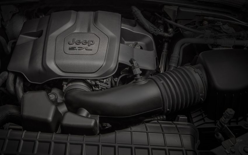 Fifth-generation Jeep Grand Cherokee – L version brings three rows of seats; 4xe PHEV due end 2021 Image #1232547