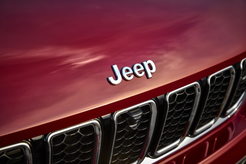 Fifth-generation Jeep Grand Cherokee – L version brings three rows of seats; 4xe PHEV due end 2021 Image #1232597