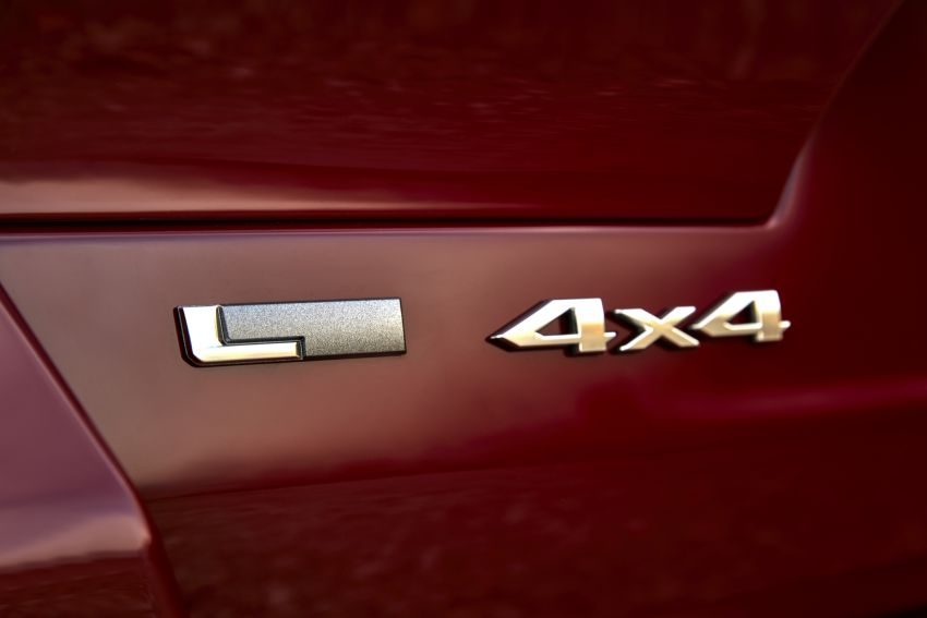 Fifth-generation Jeep Grand Cherokee – L version brings three rows of seats; 4xe PHEV due end 2021 Image #1232598