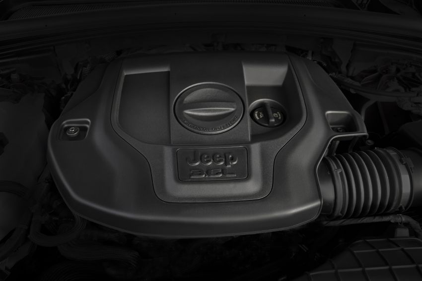 Fifth-generation Jeep Grand Cherokee – L version brings three rows of seats; 4xe PHEV due end 2021 Image #1232606