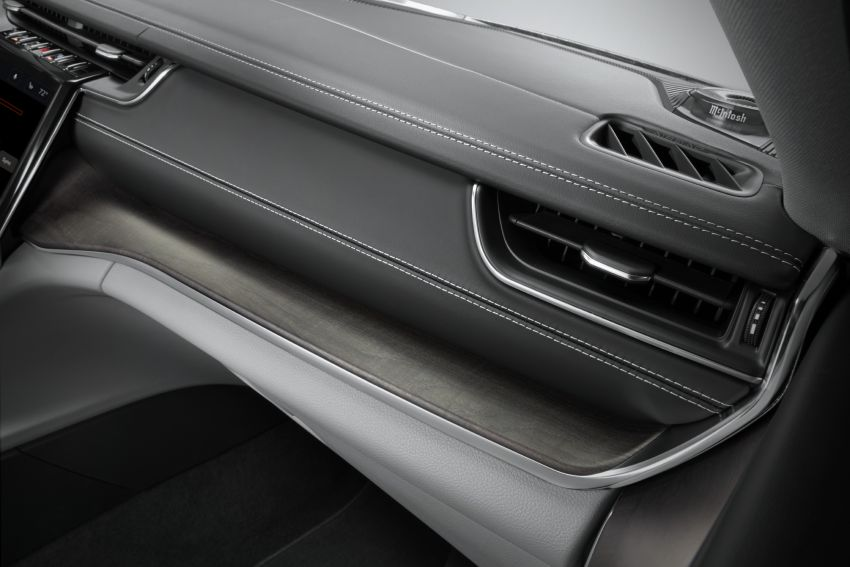 Fifth-generation Jeep Grand Cherokee – L version brings three rows of seats; 4xe PHEV due end 2021 Image #1232610