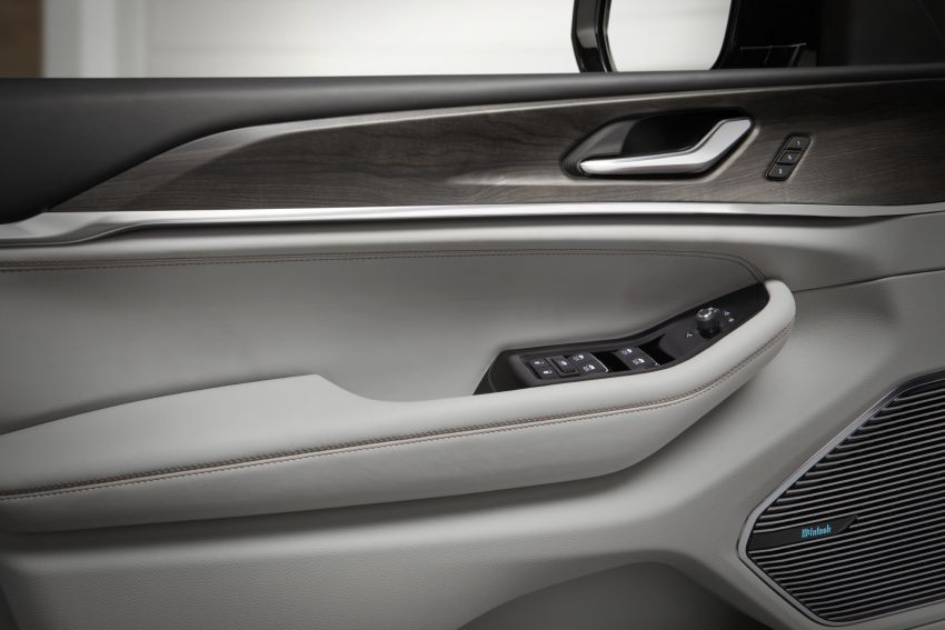 Fifth-generation Jeep Grand Cherokee – L version brings three rows of seats; 4xe PHEV due end 2021 Image #1232613