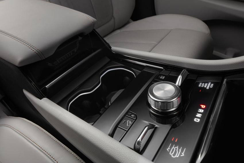 Fifth-generation Jeep Grand Cherokee – L version brings three rows of seats; 4xe PHEV due end 2021 Image #1232619