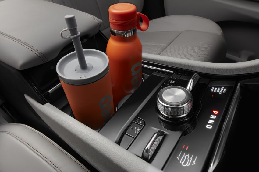 Fifth-generation Jeep Grand Cherokee – L version brings three rows of seats; 4xe PHEV due end 2021 Image #1232621