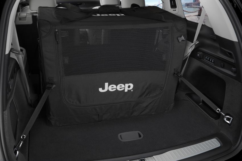 Fifth-generation Jeep Grand Cherokee – L version brings three rows of seats; 4xe PHEV due end 2021 Image #1232629