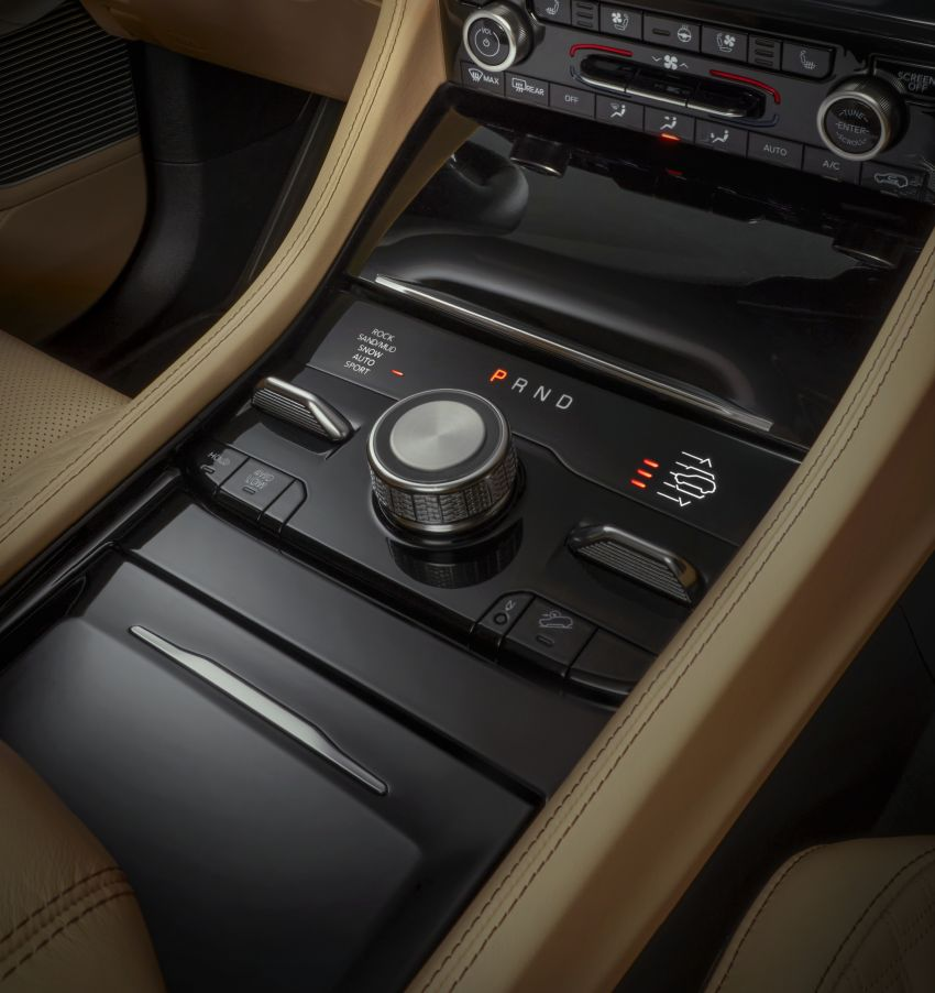Fifth-generation Jeep Grand Cherokee – L version brings three rows of seats; 4xe PHEV due end 2021 Image #1232637