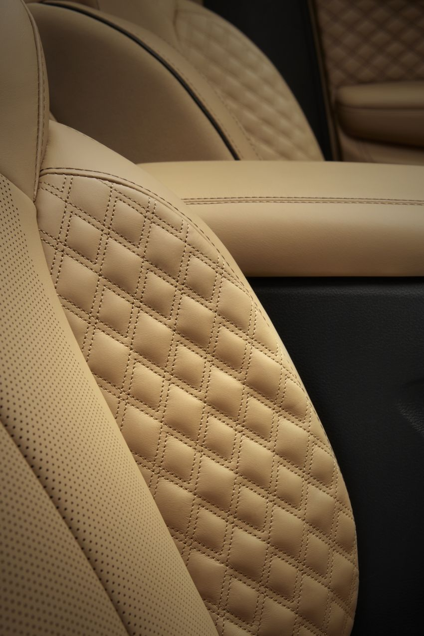Fifth-generation Jeep Grand Cherokee – L version brings three rows of seats; 4xe PHEV due end 2021 Image #1232641