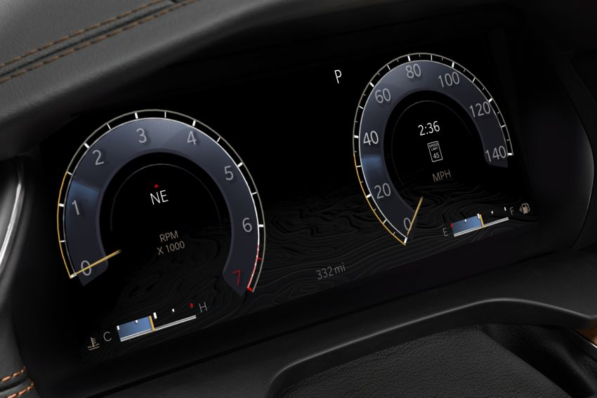 Fifth-generation Jeep Grand Cherokee – L version brings three rows of seats; 4xe PHEV due end 2021 Image #1232650