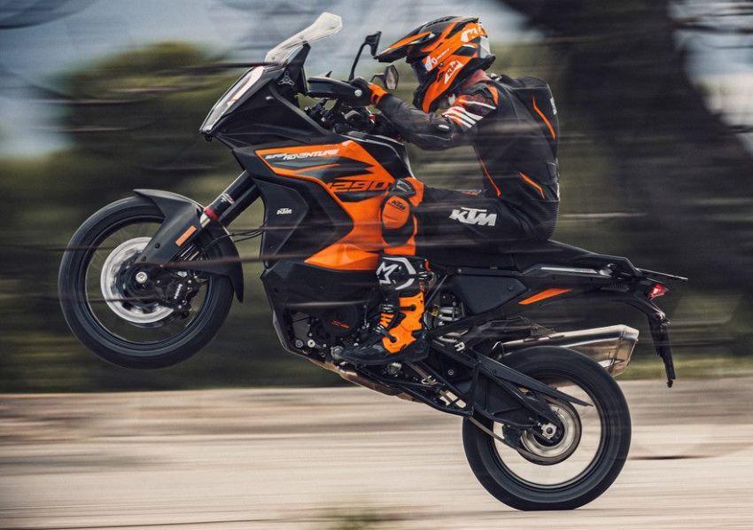 2021 KTM 1290 Super Adventure S – 160 hp, 138 Nm Image #1241220