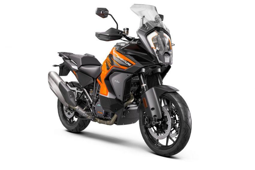 2021 KTM 1290 Super Adventure S – 160 hp, 138 Nm Image #1241230