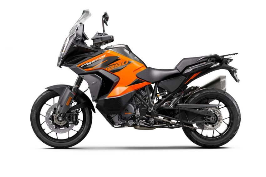 2021 KTM 1290 Super Adventure S – 160 hp, 138 Nm Image #1241232