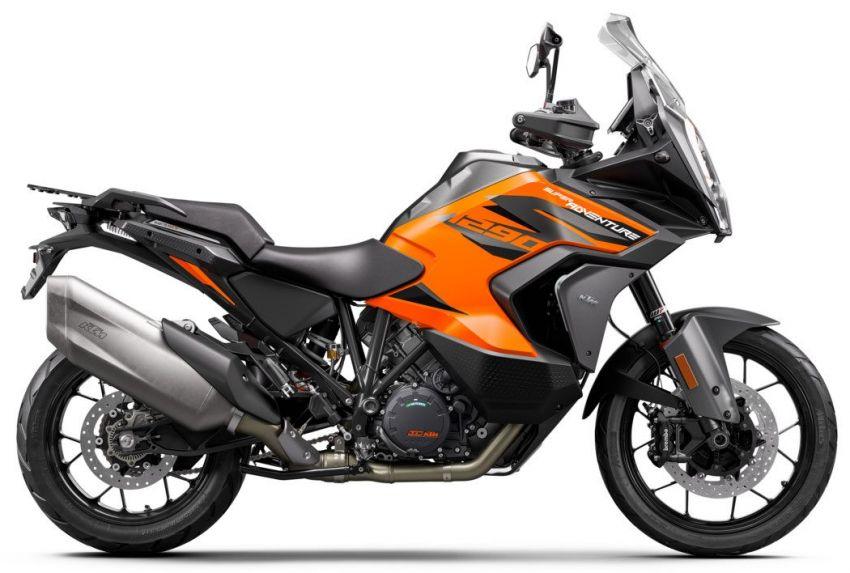 2021 KTM 1290 Super Adventure S – 160 hp, 138 Nm Image #1241235