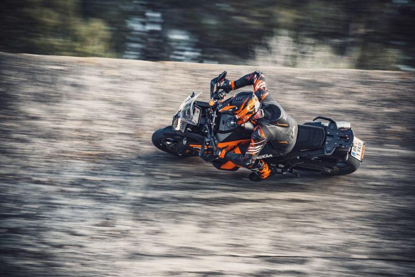 2021 KTM 1290 Super Adventure S – 160 hp, 138 Nm Image #1241222