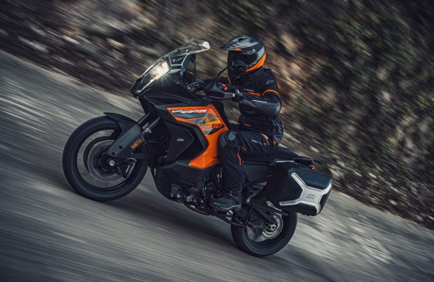 2021 KTM 1290 Super Adventure S – 160 hp, 138 Nm Image #1241223