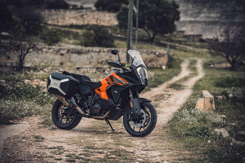 2021 KTM 1290 Super Adventure S – 160 hp, 138 Nm Image #1241226