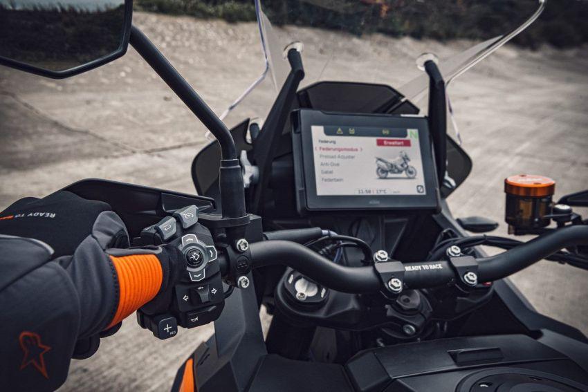 2021 KTM 1290 Super Adventure S – 160 hp, 138 Nm Image #1241227