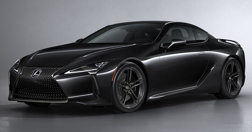 2021 Lexus LC 500 Inspiration Series: Aviation for US Image #1234408