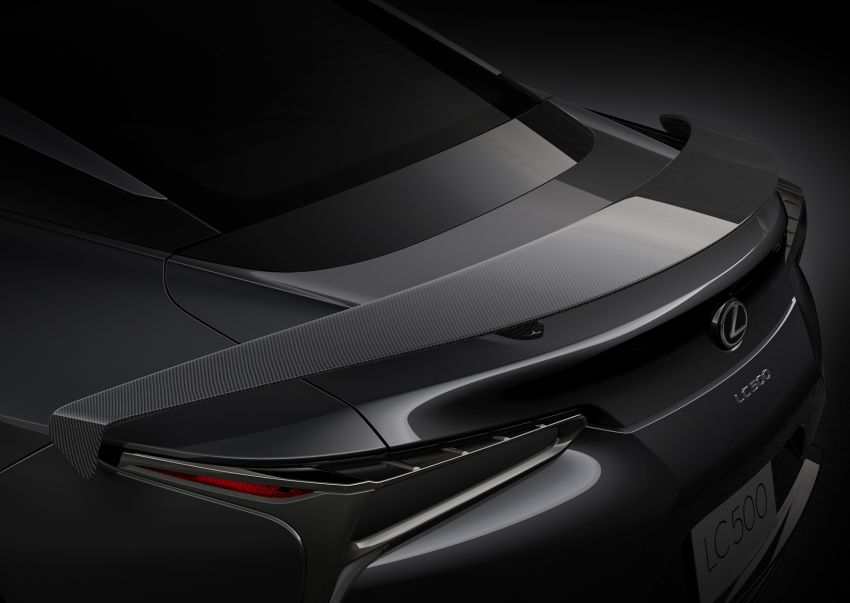 2021 Lexus LC 500 Inspiration Series: Aviation for US Image #1234425
