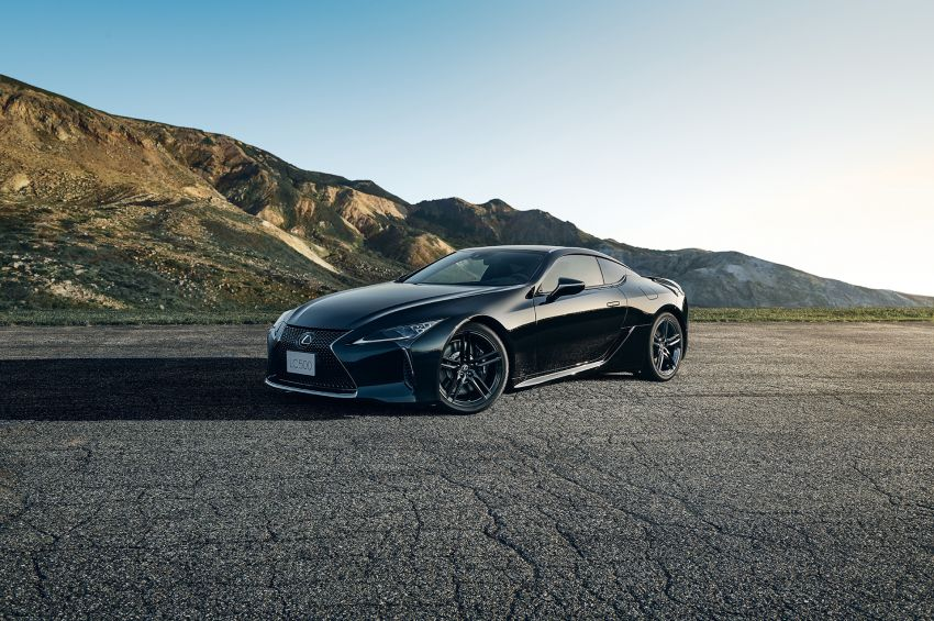 2021 Lexus LC 500 Inspiration Series: Aviation for US Image #1234426
