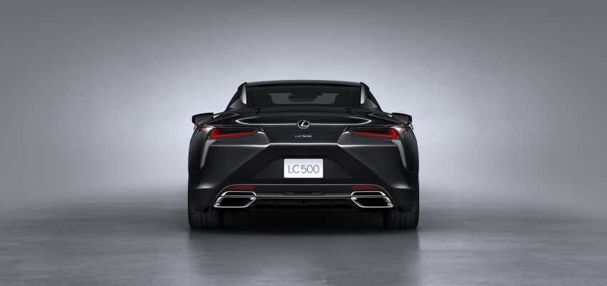 2021 Lexus LC 500 Inspiration Series: Aviation for US Image #1234410