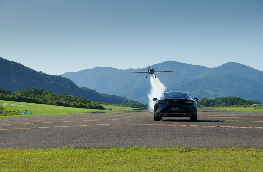 2021 Lexus LC 500 Inspiration Series: Aviation for US Image #1234433