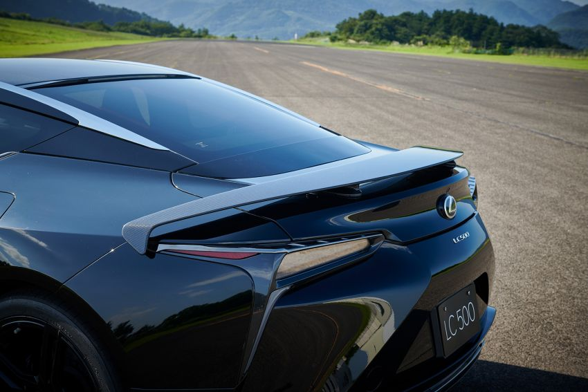 2021 Lexus LC 500 Inspiration Series: Aviation for US Image #1234435