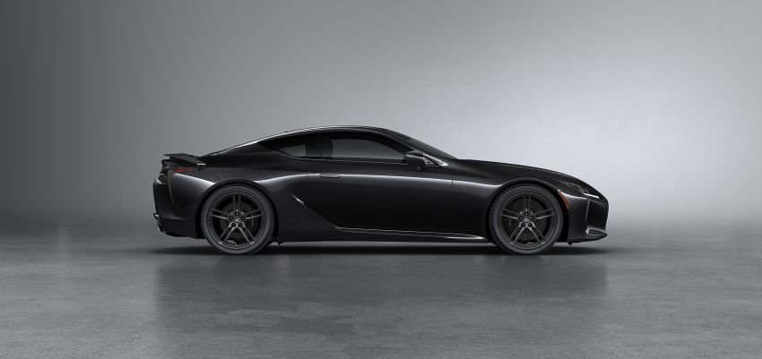 2021 Lexus LC 500 Inspiration Series: Aviation for US Image #1234412