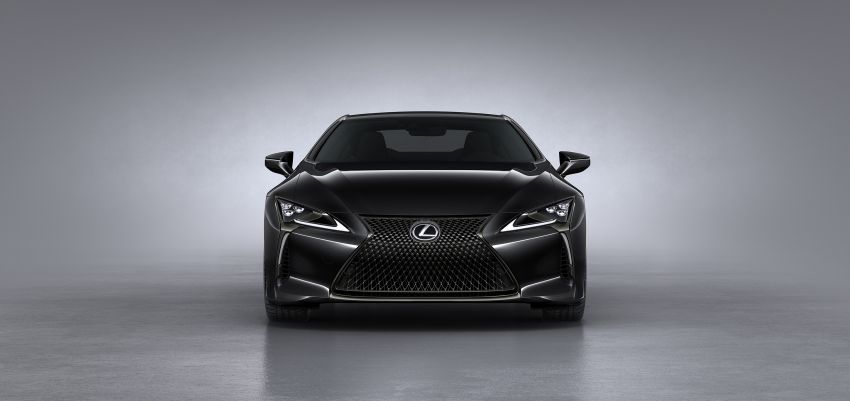 2021 Lexus LC 500 Inspiration Series: Aviation for US Image #1234413