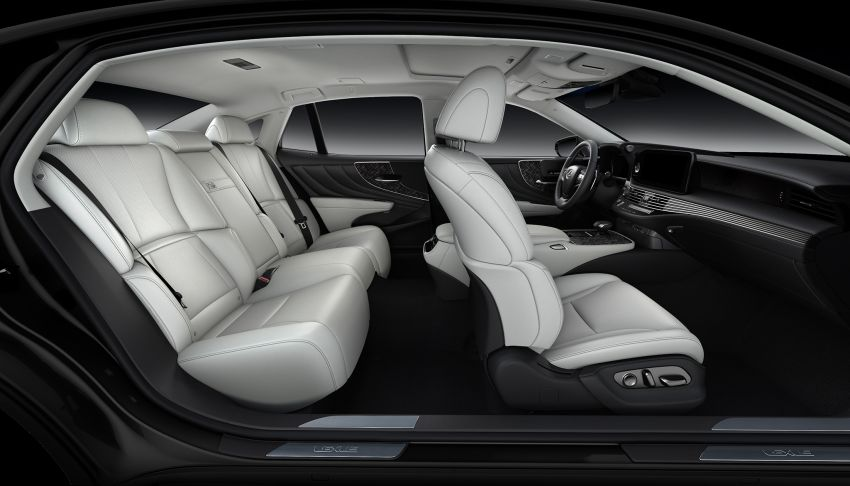 2021 Lexus LS 500 facelift in Australia – from RM613k Image #1238280