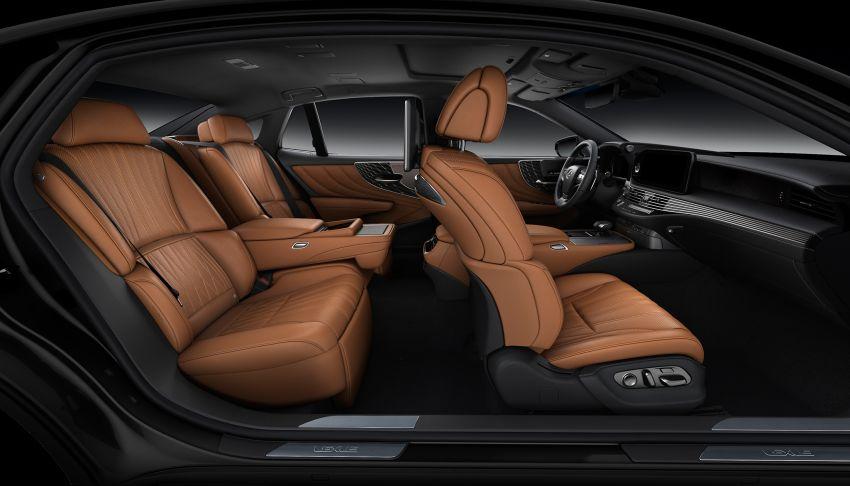 2021 Lexus LS 500 facelift in Australia – from RM613k Image #1238281