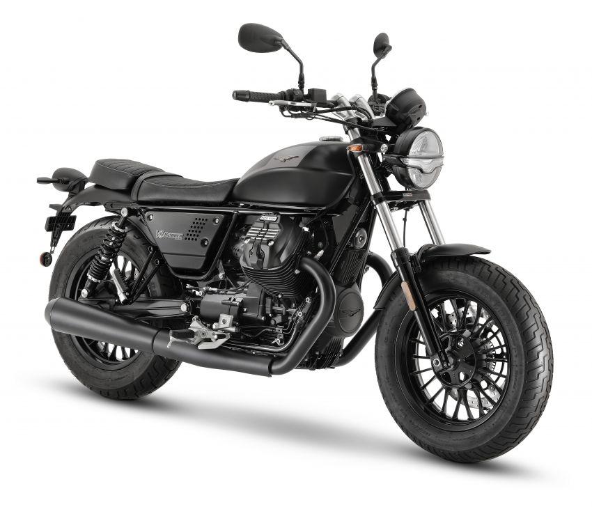 2021 Moto Guzzi V9 Roamer and V9 Bobber updated Image #1234804