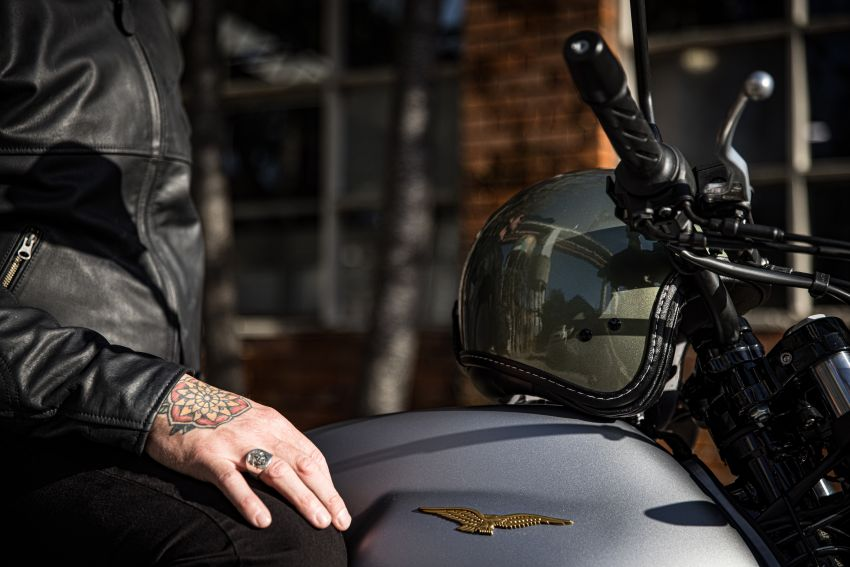 Moto Guzzi celebrates 100th anniversary in 2021  – Moto Guzzi V7, V9 and V85TT in centennial livery Image #1238312