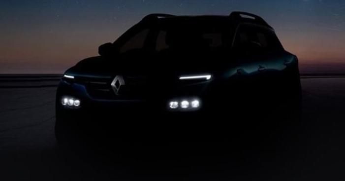 2021 Renault Kiger gets teased ahead of Jan 28 debut Image #1236977