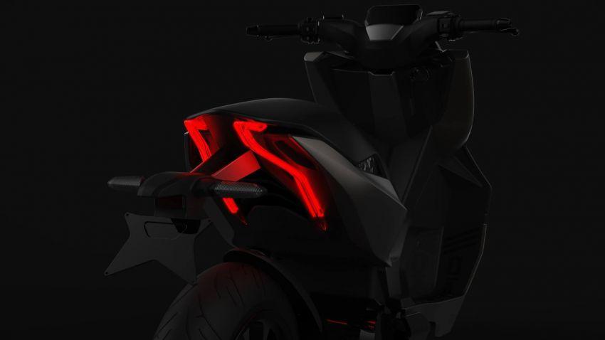 Scorpio Electric Singapore shows X Model prototype Image #1234838