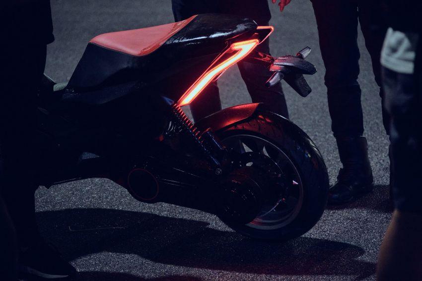 Scorpio Electric Singapore shows X Model prototype Image #1234842
