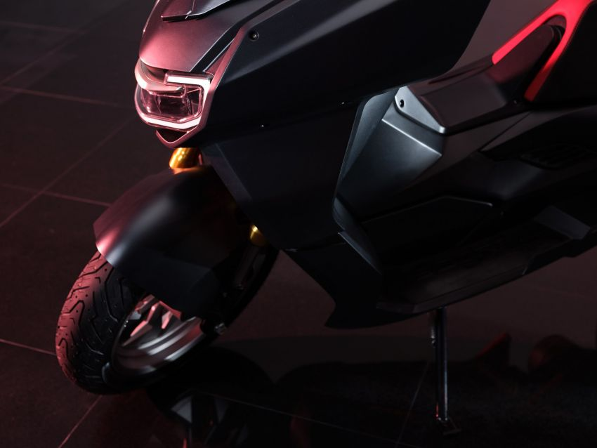 Scorpio Electric Singapore shows X Model prototype Image #1234843